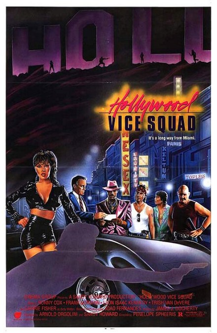 Hollywood Vice-Squad