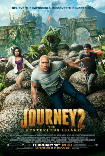 Journey Two The Mysterious Island