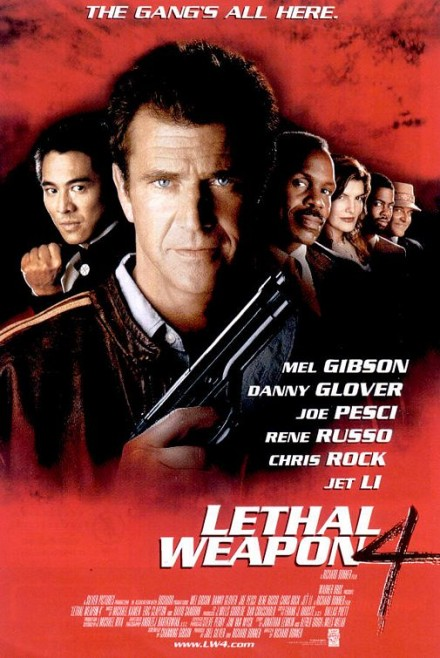 Lethal Weapon Four